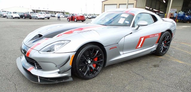 2016 Dodge Viper ACR 6-Speed Manual -SPECIAL ORDER ONLY-