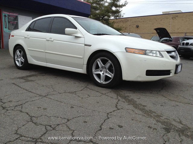 2006 Acura TL AT Leather Sunroof Loaded New State Inspection