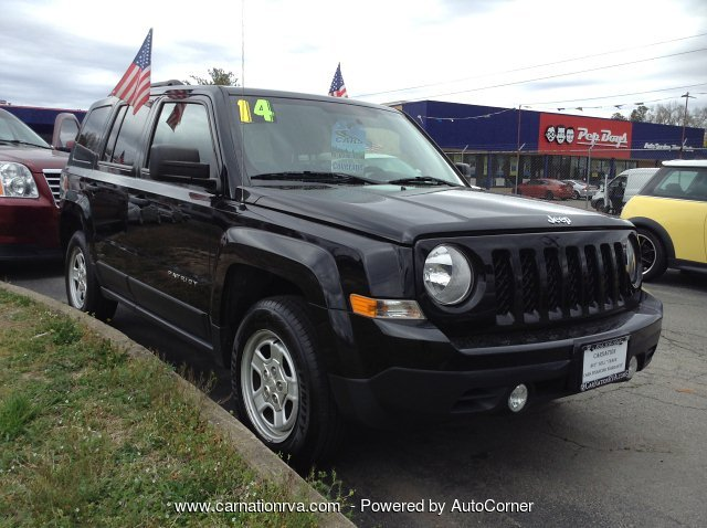 2014 Jeep Patriot Sport Like New Gas Saver w New Inspection