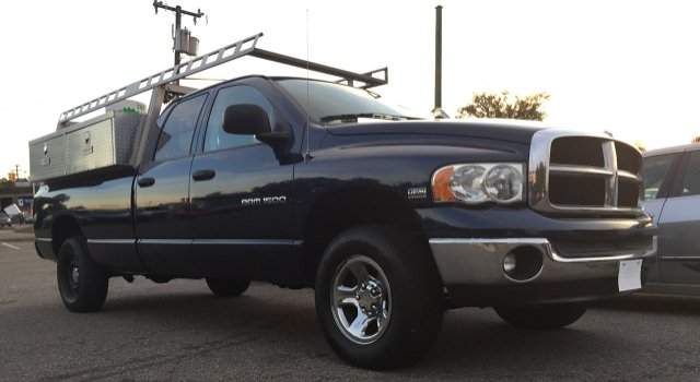 2003 Dodge Ram SLT 4Dr Long Bed 4WD HEMI W Extras