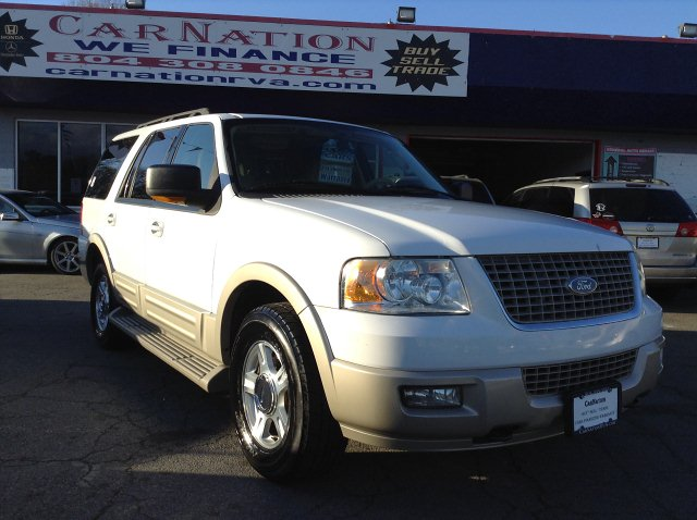 2005 Ford Expedition Eddie Bauer 4WD Loaded TV/DVD New Tires