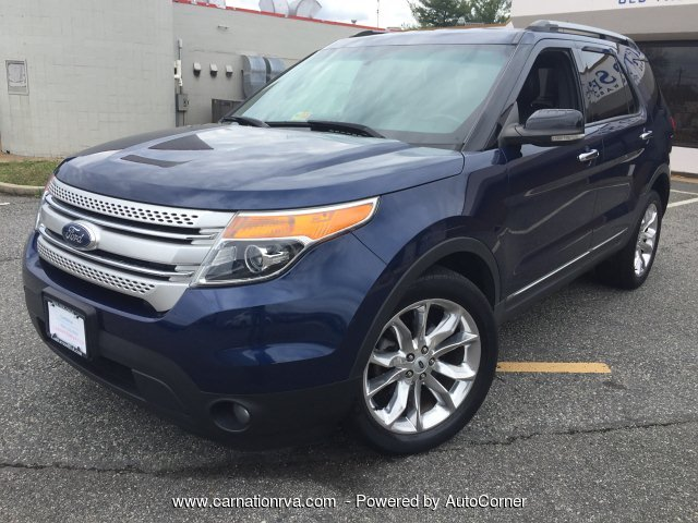 2012 Ford Explorer XLT 4X4 Leather Cam Bluetooth RemoteStart