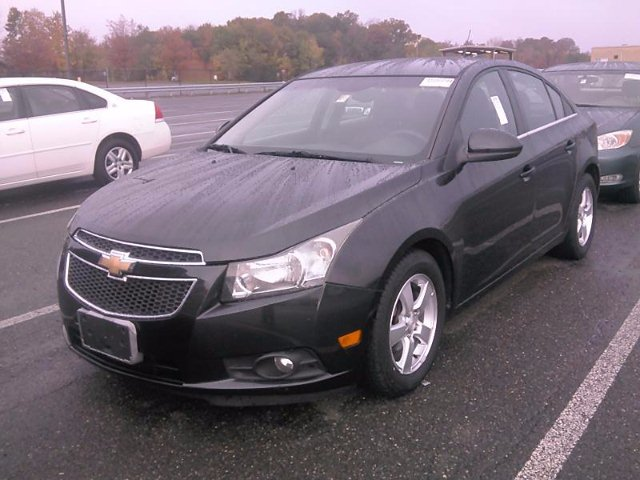 2011 Chevrolet Cruze 1LT 6-Speed Automatic All Power Gas Saver