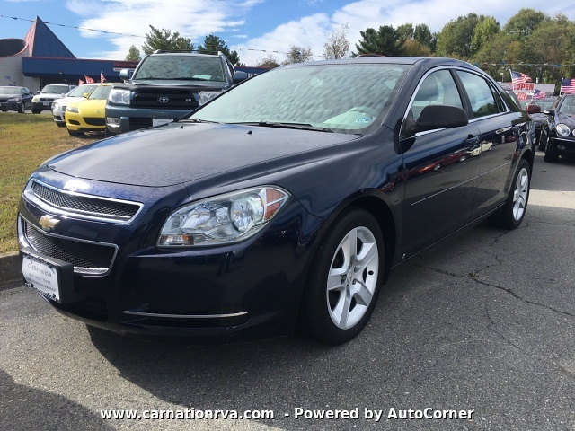 2009 Chevrolet Malibu LS Automatic All Power Clean History