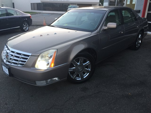 2007 Cadillac DTS Luxury Leather Sunroof Loaded