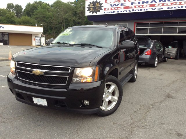 2008 Chevrolet Tahoe LT Leather Sunroof TV/DVD Bluetooth Loaded