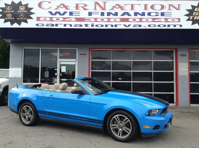 2010 Ford Mustang V6 Premium Convertible ~Sold~