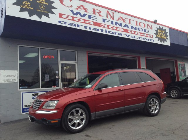 2005 Chrysler Pacifica Touring AWD Leather TV/DVD Snow Ready