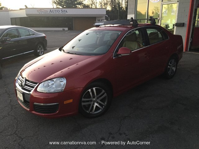 2006 Volkswagen Jetta TDI Leather Super Gas Saver Clean 1 Owner