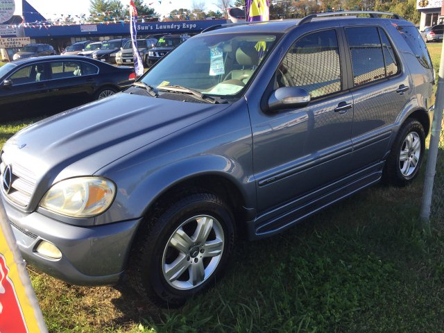 2005 Mercedes Benz M-Class ML350 SPECIAL EDITION In & Out