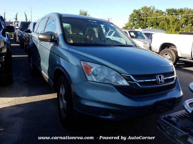 2010 Honda CR-V LX AT 1Owner Clean History Report