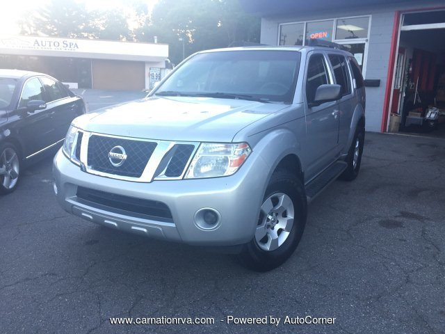 2008 Nissan Pathfinder LE 4WD Automatic 3rd Row Seat TMU NAM