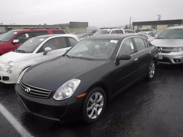2006 Infiniti G35 Sedan x AWD Leather Sunroof Keyless GO