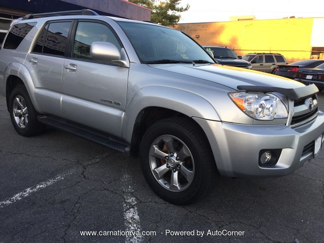 2008 Toyota 4Runner Limited 4WD Leather Sunroof Runs 100%