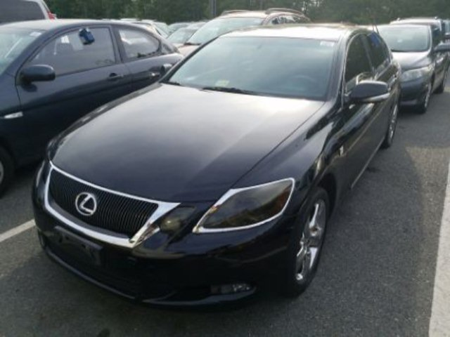 2008 Lexus GS GS 350 AWD 6-Speed Automatic