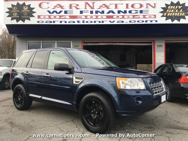 2010 Land Rover LR2 HSE Automatic Gas Saver 4WD SUV