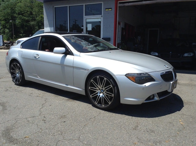 2006 BMW 6-Series 650i Coupe Rare Red Interior & Wheels ~So