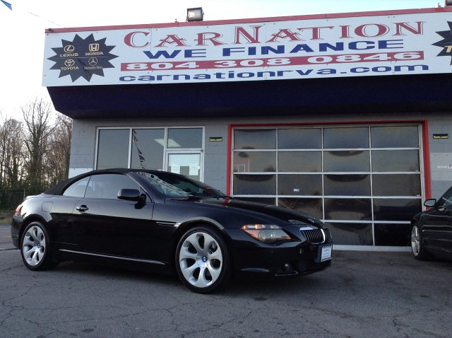 2005 BMW 6-Series 645Ci Convertible ~SOLD~
