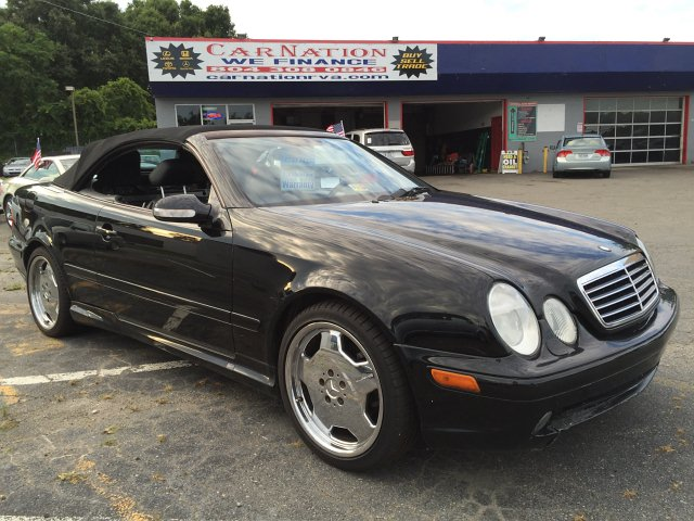 2002 Mercedes Benz CLK-430 AMG Cabriolet Loaded w Low Miles