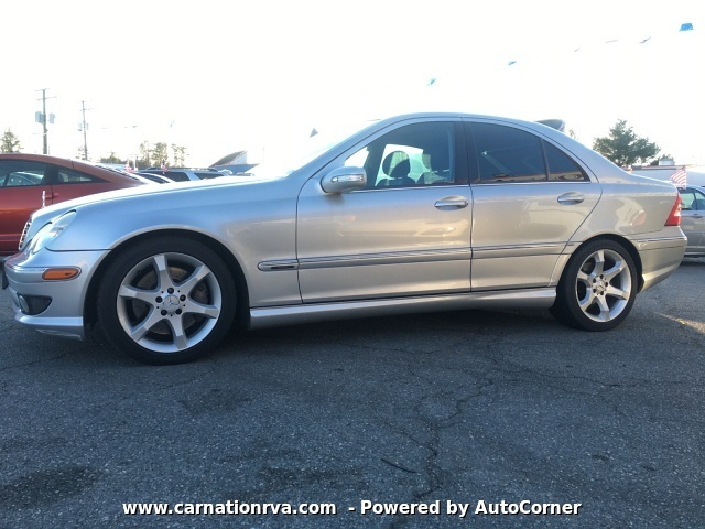 2007 Mercedes Benz C230 Sport Sedan Loaded 3Mo/4500Mi Warranty