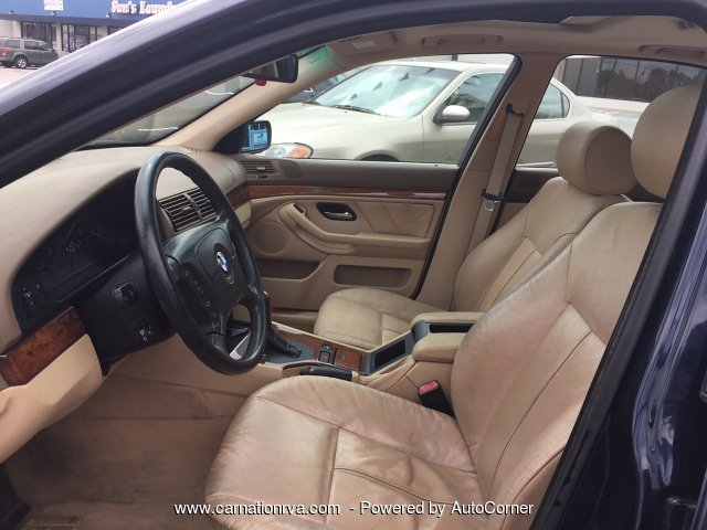 2001 BMW 5-Series 530i Leather Sunroof Loaded Classic