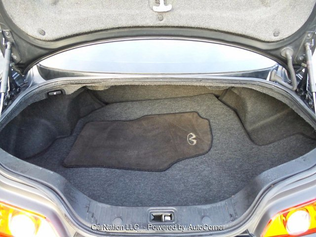 2005 Infiniti G35 Coupe Leather Sunroof Spoiler Upgraded Wheels