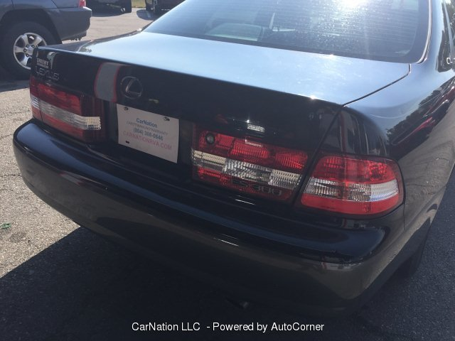 2001 Lexus ES 300 Sedan Leather Sunroof Coach Edition Inspect