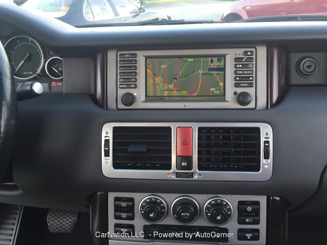 2003 Land Rover Range Rover HSE Leather Sunroof Navigation