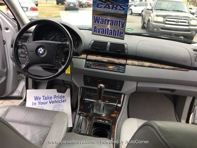 2001 BMW X5 3.0i AWD Leather Sunroof Loaded