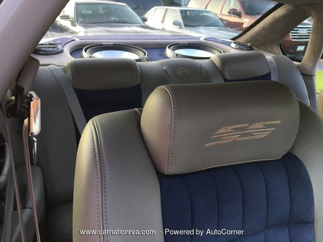 1995 Chevrolet Impala SS All Custom Suede Interior $4k Stereo Sys