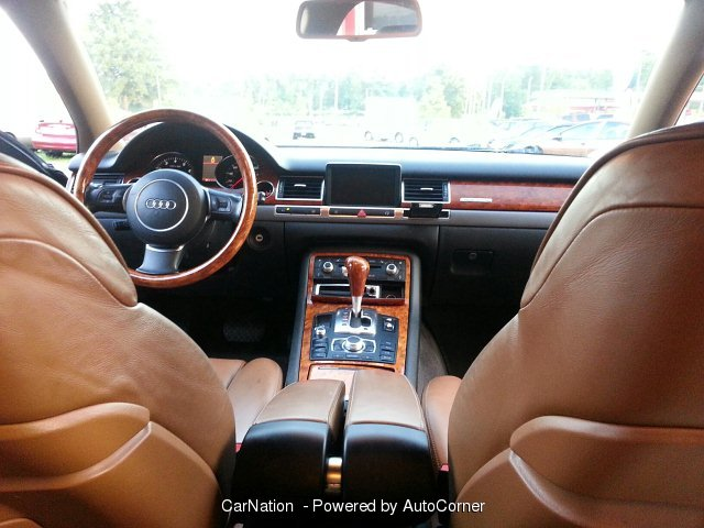 2005 Audi A8 4-Door Quattro 4.2L Luxurious W Navigation