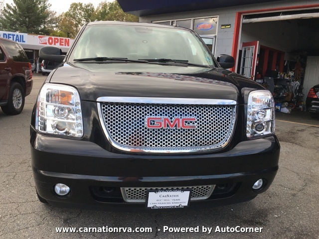 2011 GMC Yukon Denali XL 4WD Loaded Navi Cam DVD