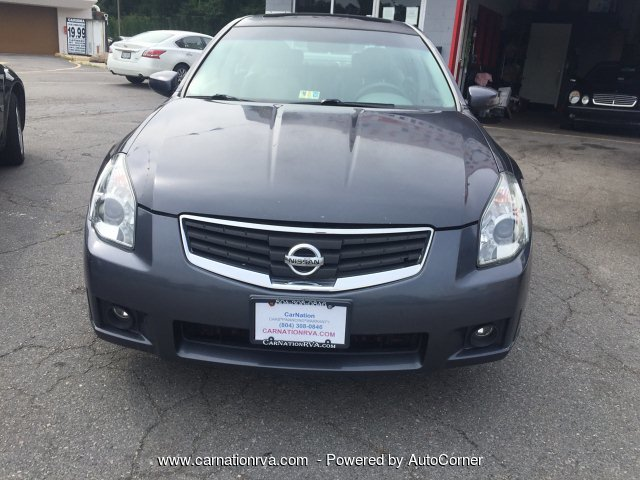 2007 Nissan Maxima SL Loaded Leather Roof Wheels Spoiler