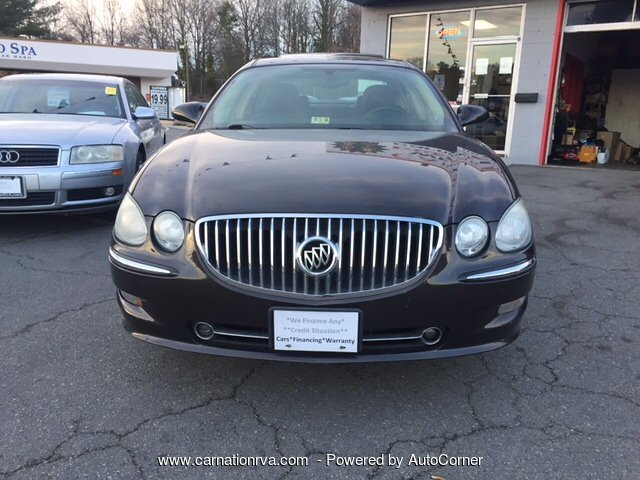2008 Buick LaCrosse Super Leather Sunroof Loaded Luxury