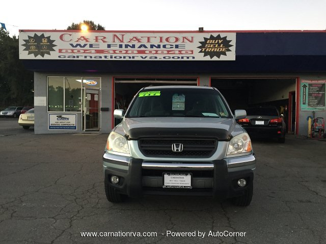 2003 Honda Pilot EX 4WD Automatic 3rd Row New Tires & Inspect