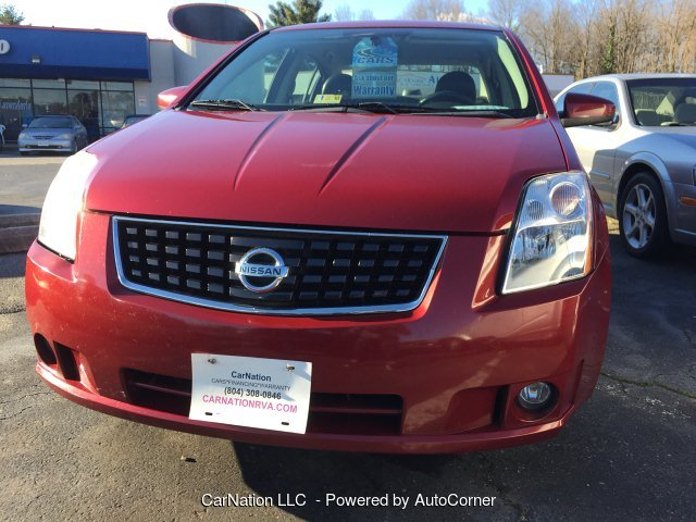 2008 Nissan Sentra 2.0 SL All Power Leather Gas Saver