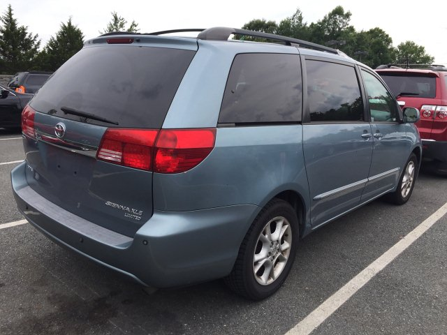 2004 Toyota Sienna XLE Limited Loaded Leather TV/DVD Runs 100%