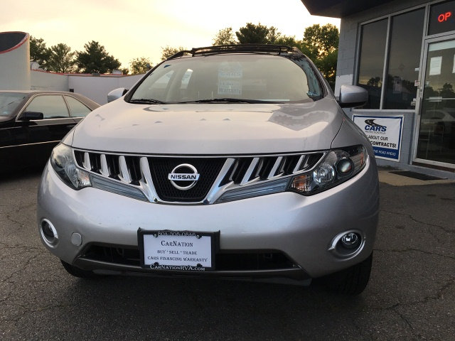 2010 Nissan Murano SL AWD Leather Pano Roof Bluetooth