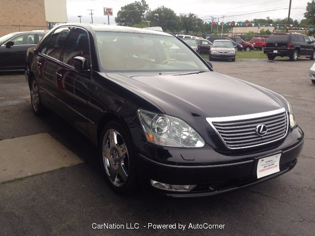 2005 Lexus LS 430 Leather Roof Navigation KeyLess GO LOADED