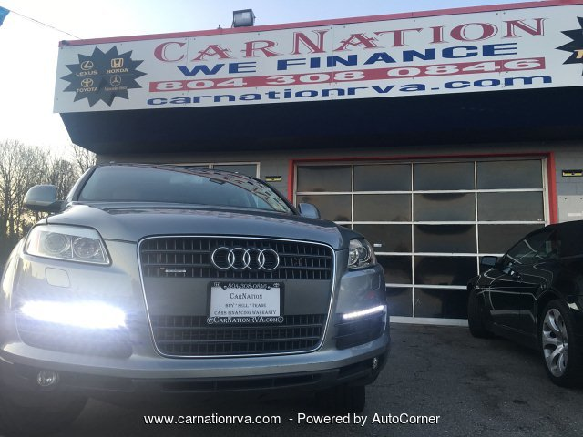 2007 Audi Q7 Quattro 3.6L V6 Premium Loaded Dual Pano Roof