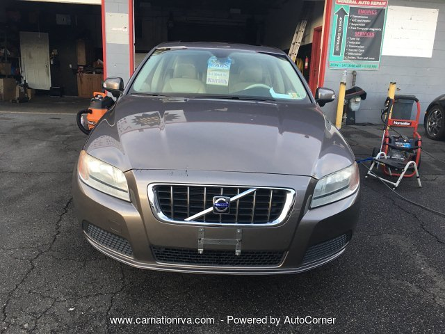 2008 Volvo V70 Leather Sunroof Pushstart Loaded Very Sharp