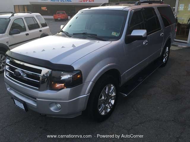 2012 Ford Expedition EL Limited 4WD Loaded w Every Option
