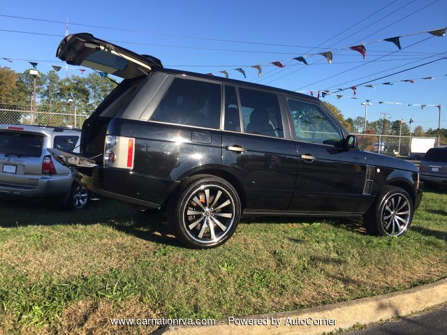 2008 Land Rover Range Rover HSE Loaded w Suspension Conversion
