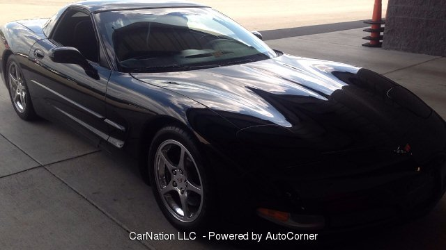 Chevrolet Corvette Targa TV/DVD 6Speed Manual Very Fast