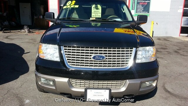 2003 Ford Expedition Eddie Bauer 4X4 DVD System