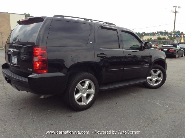 2008 Chevrolet Tahoe LT Leather Sunroof TV/DVD AUX Runs 100%