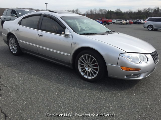 2002 Chrysler 300M Sedan Special Leather Sunroof Wheels