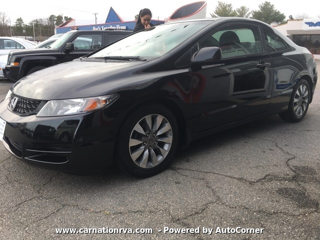 2010 Honda Civic EX Coupe Automatic All Power Options