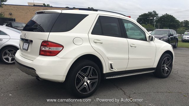 2006 Mercedes Benz M-Class ML350 7-Speed Automatic Loaded G63 Wheels