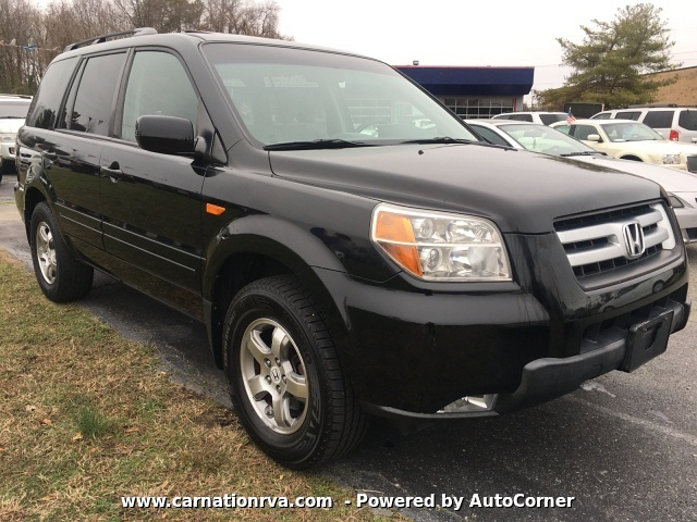 2008 Honda Pilot SE Leather Roof Alloys Runs 100%